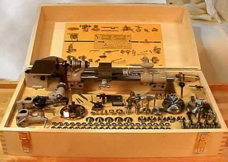 Часовые станки и приспособления