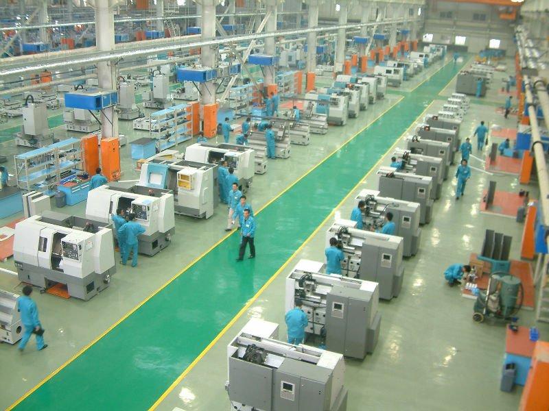 DMTG производственный цеха