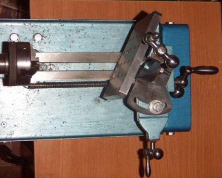 Стол для токарного станка по металлу